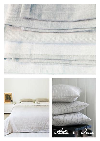 Köp sängkläder av linne online
